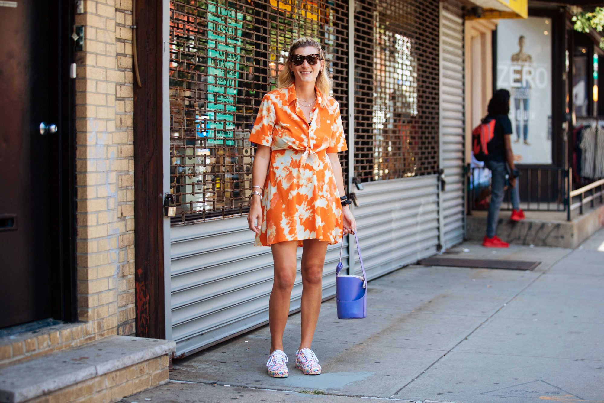 Street Style Photos That Prove People Are REALLY Getting Dressed Again