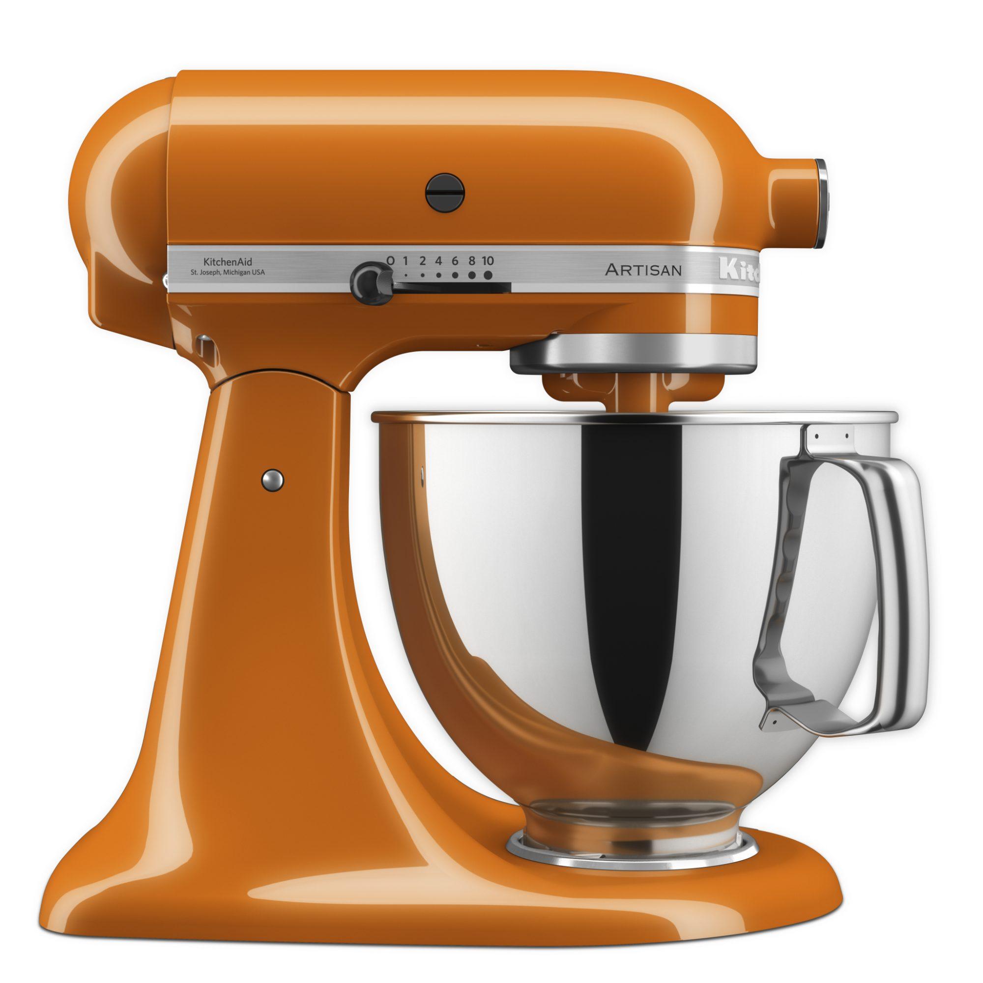 kitchenaid mixer honey