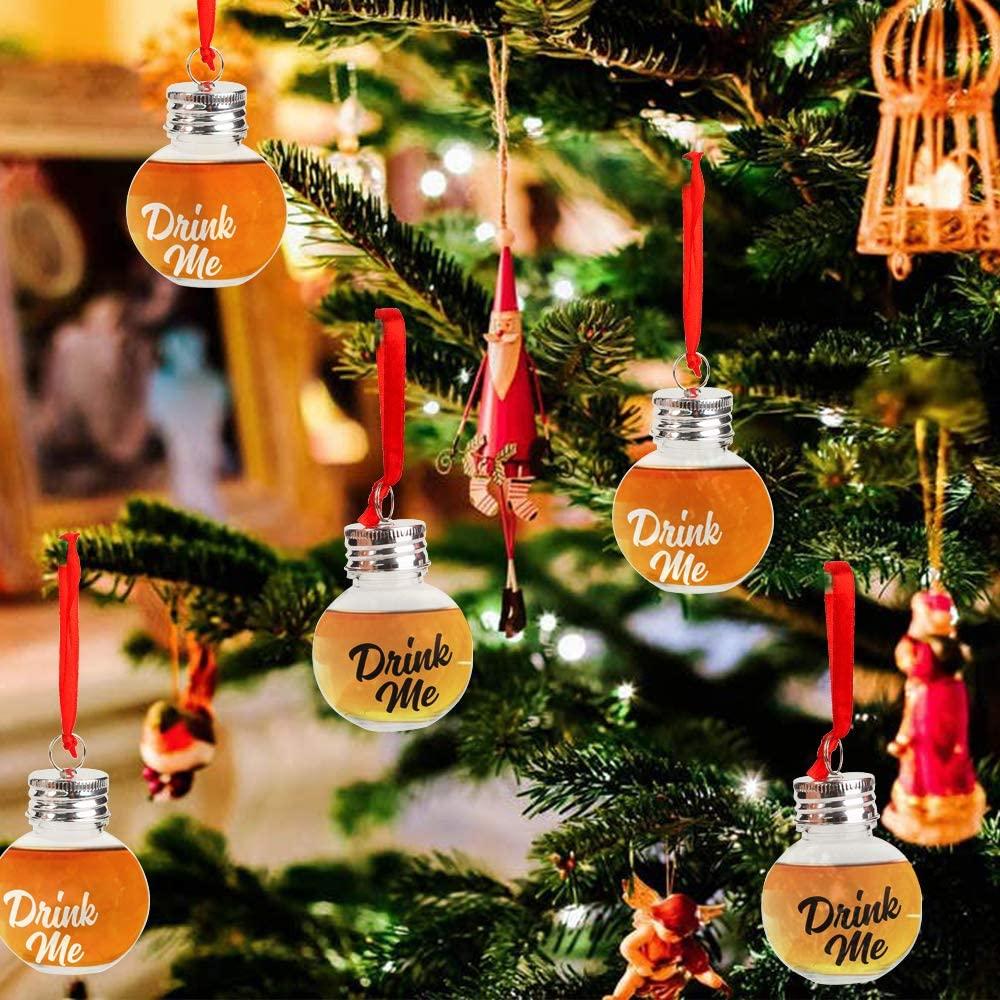 boozeballs christmas tree ornaments