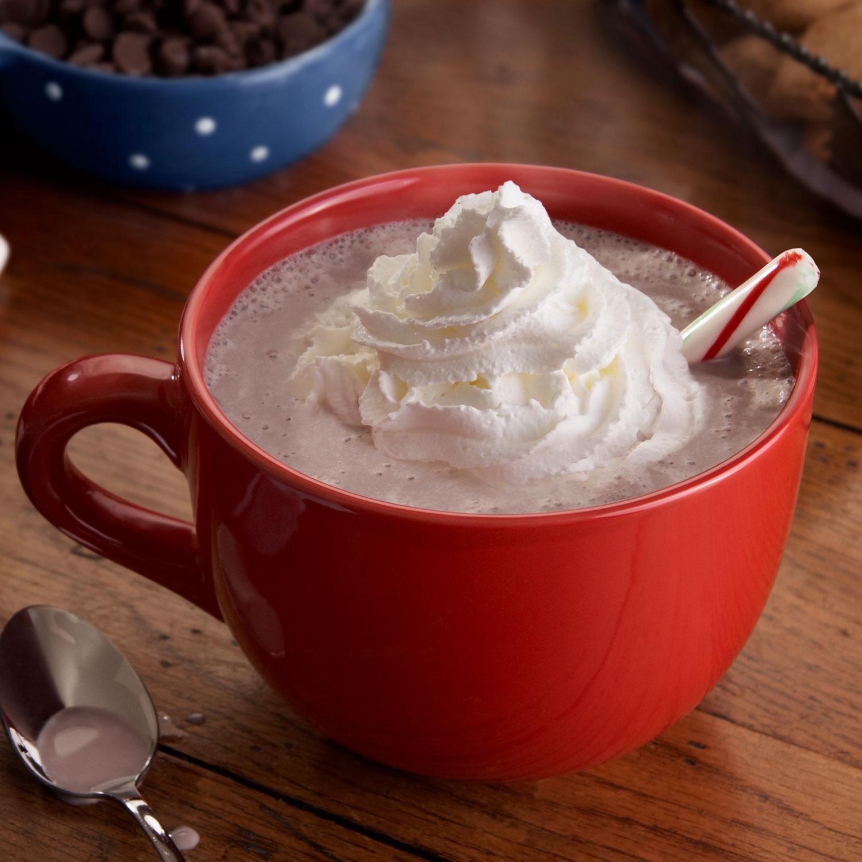 hot cocoa bomb mocha