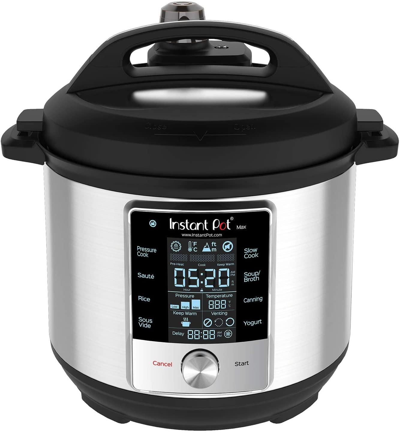 Instant Pot Max Pressure Cooker 9 in 1