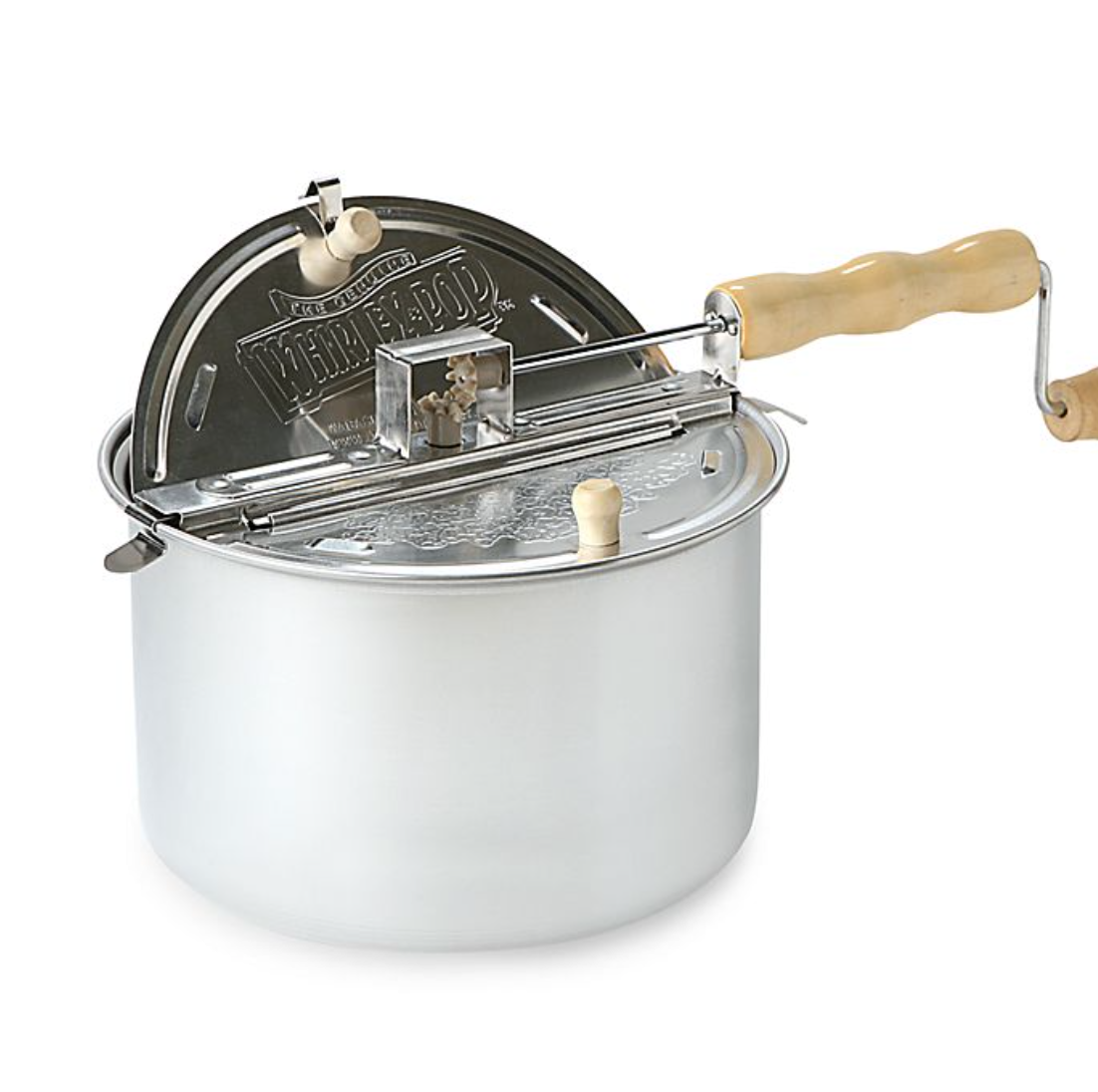 Wabash Valley Farms The Original Whirley Pop Stovetop Popcorn Popper
