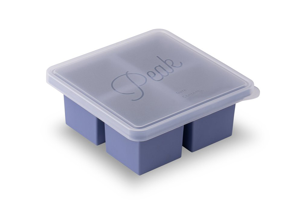 W&P Cup Cubes Freezer Tray - 4 Cubes