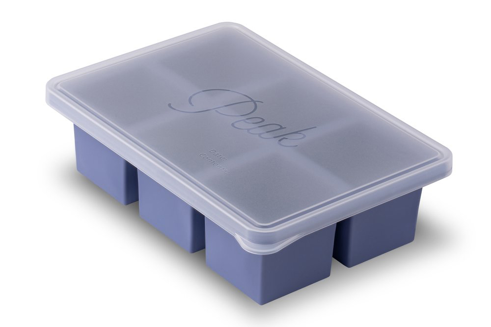 Cup Cubes Freezer Tray - 6 Cubes