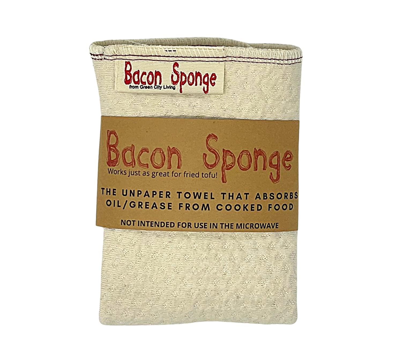 bacon sponge