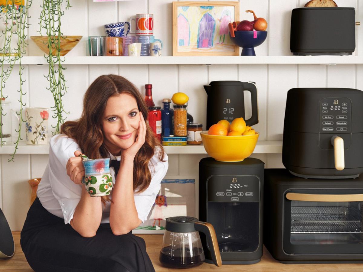 Drew Barrymore Walmart Home Kitchen