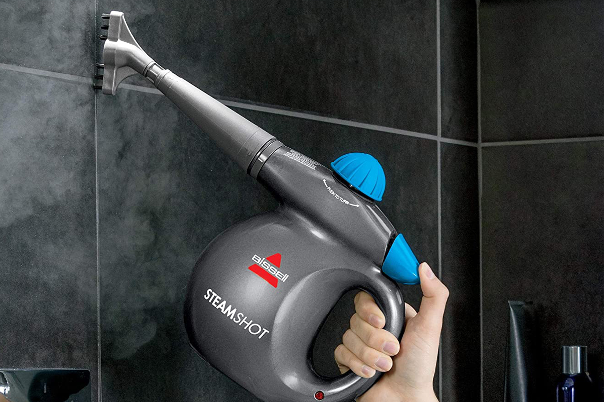 BISSELL SteamShot Hard Surface Steam Cleaner with Natural Sanitization