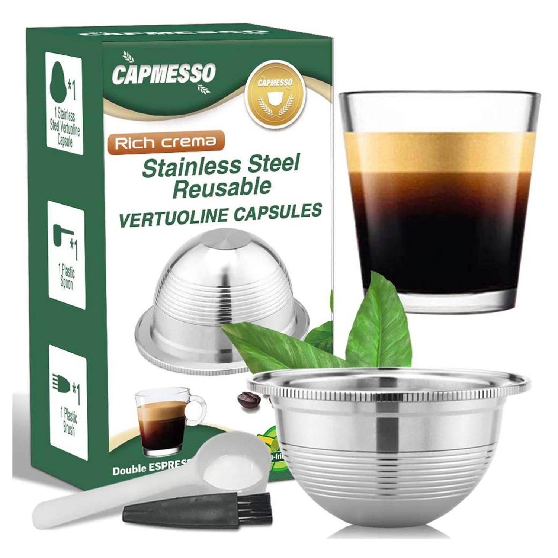 Coffee Capsule, Reusable Vertuoline Pod