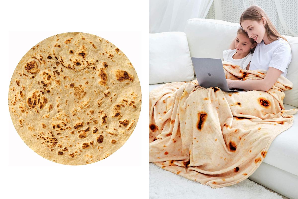 CASOFU Food Blanket