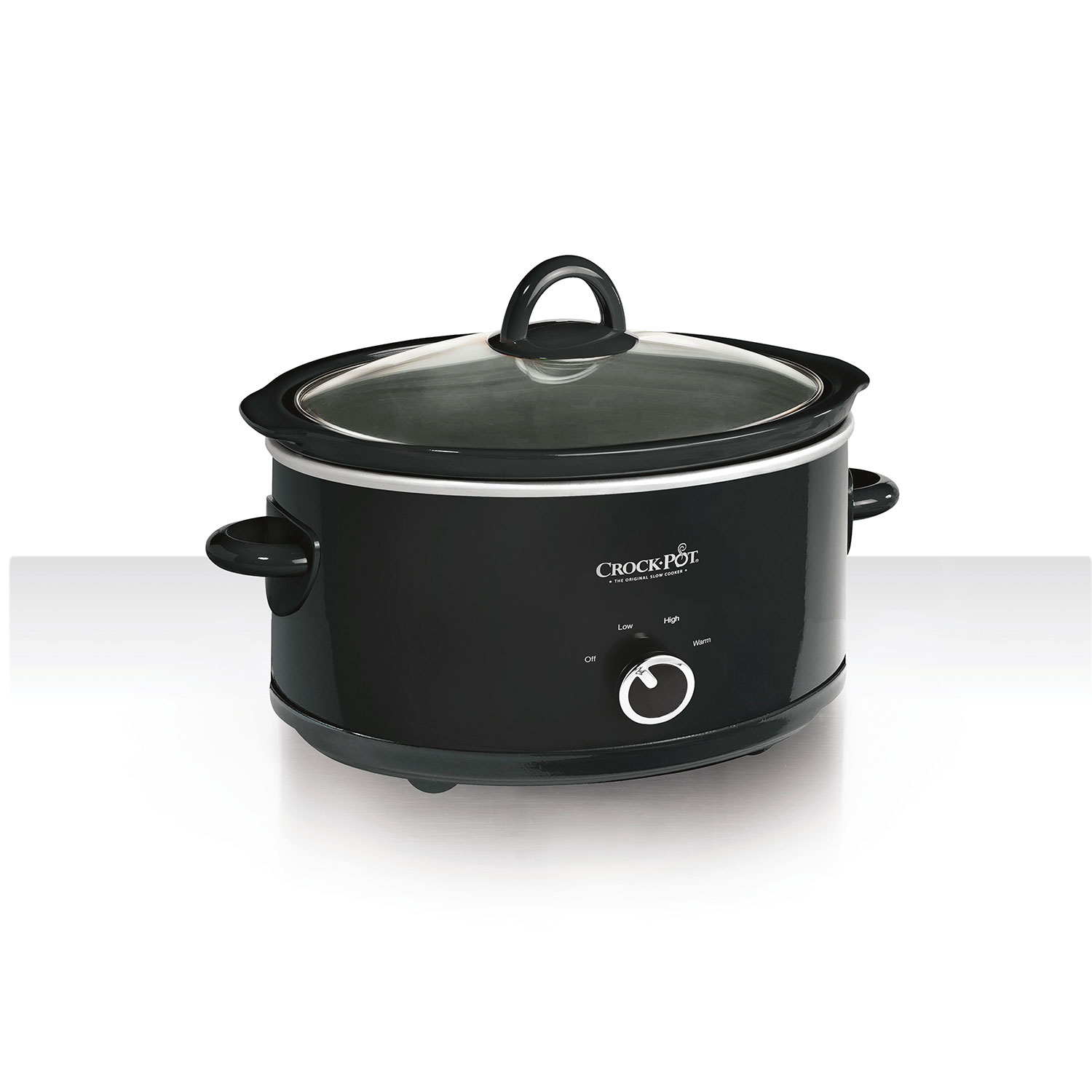 crock pot 7-quart manual slow cooker