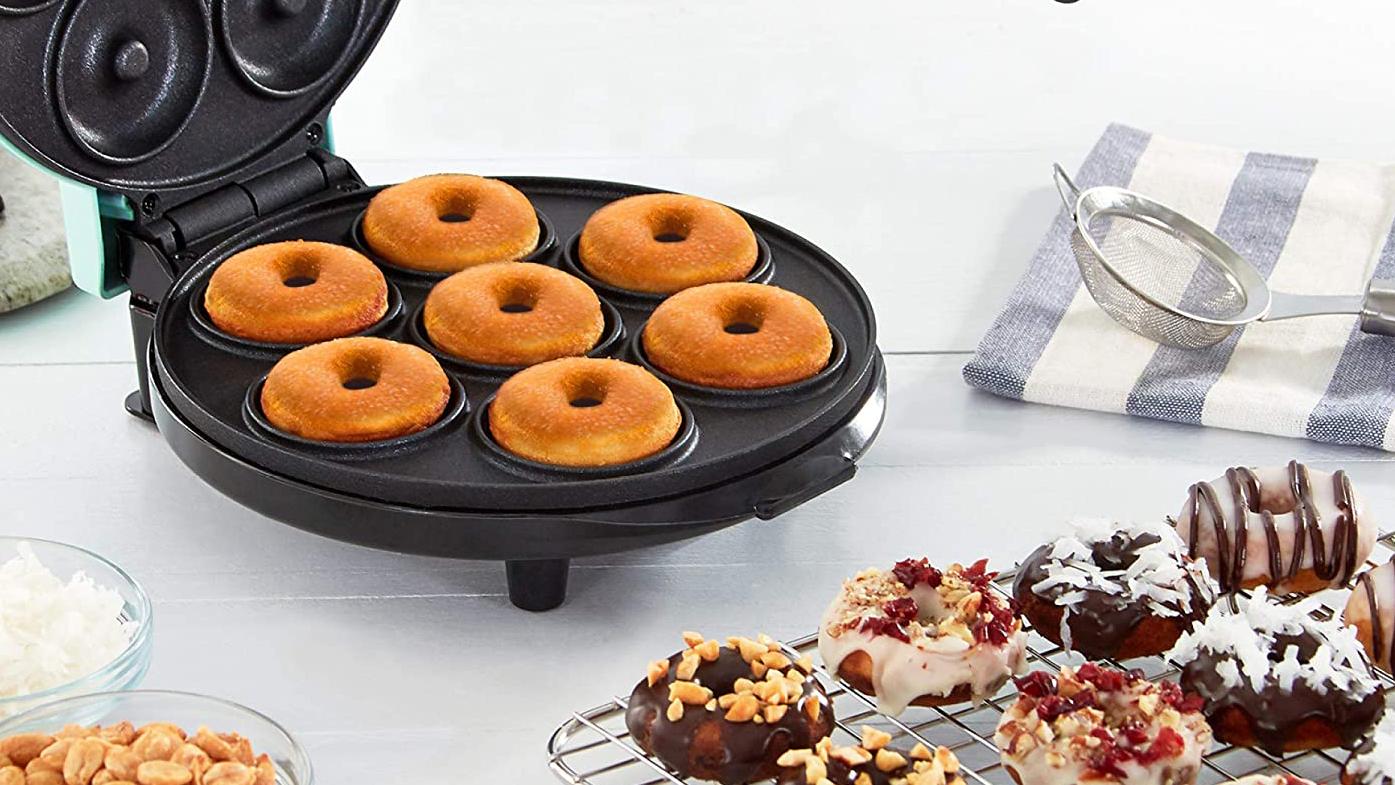 TOUT Dash Mini Donut Maker