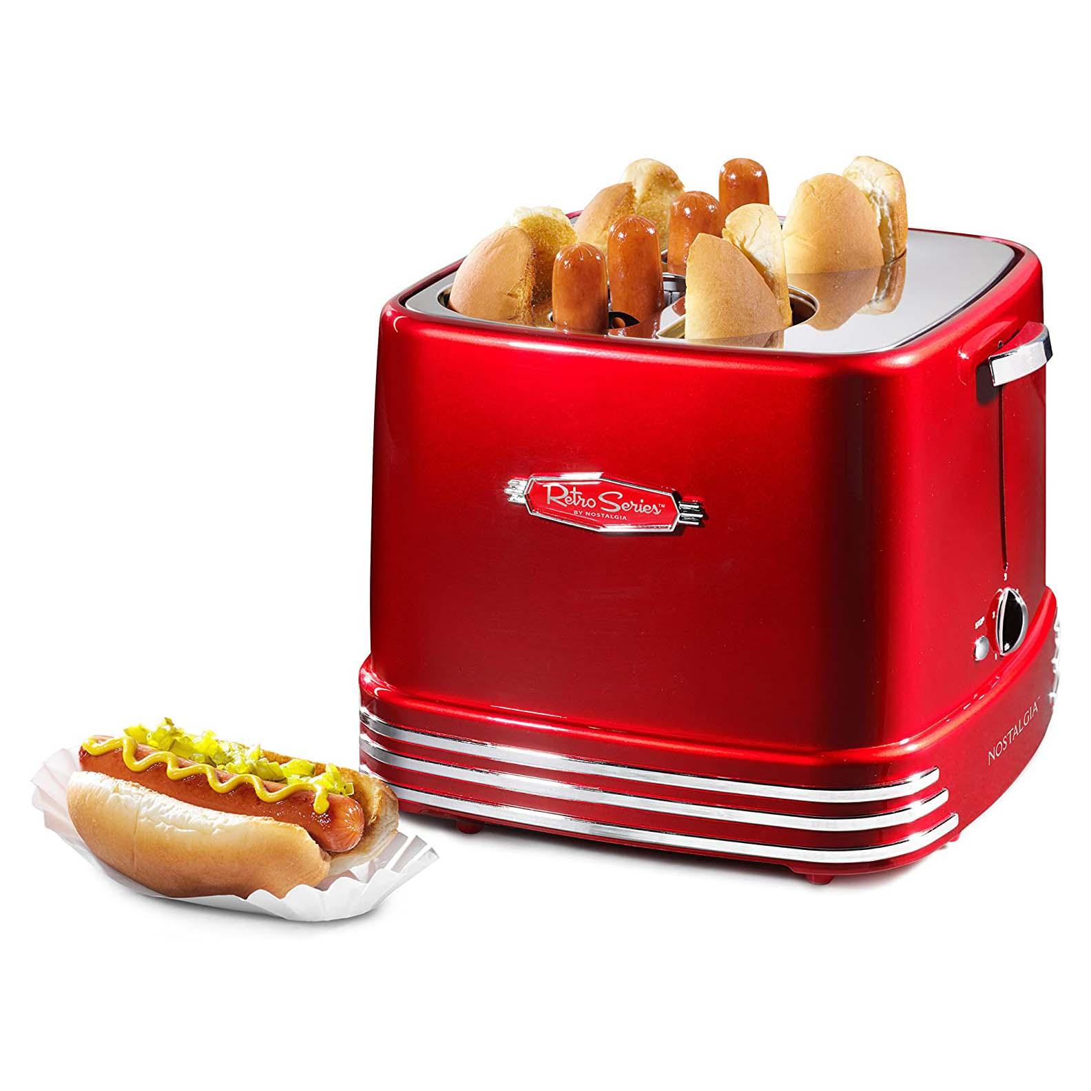 Amazon Nostalgia Hot Dog Cooker