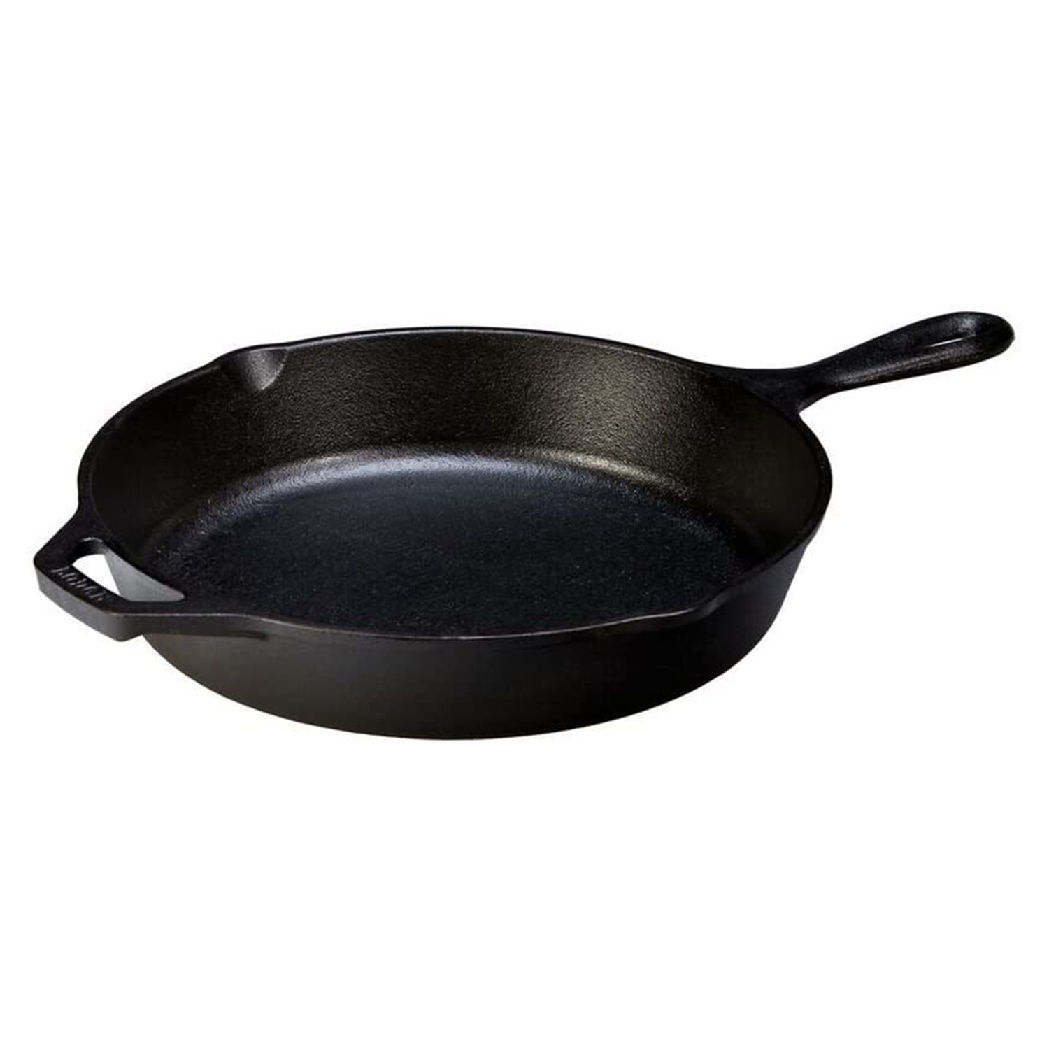 Lodge Pre-Seasoned Cast Iron Skillet With Assist Handle