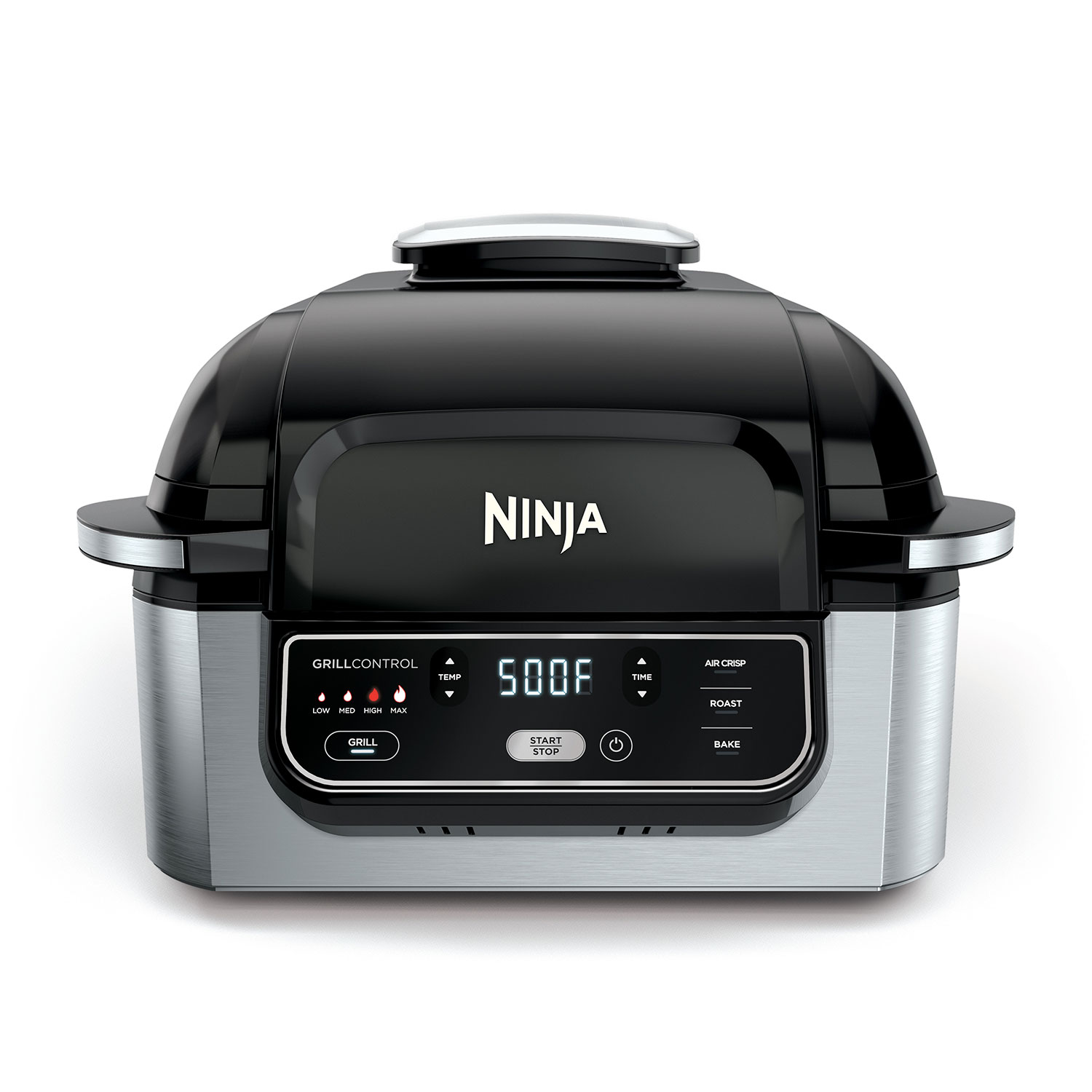 ninja foodi indoor grill 4 quart air fryer roast bake