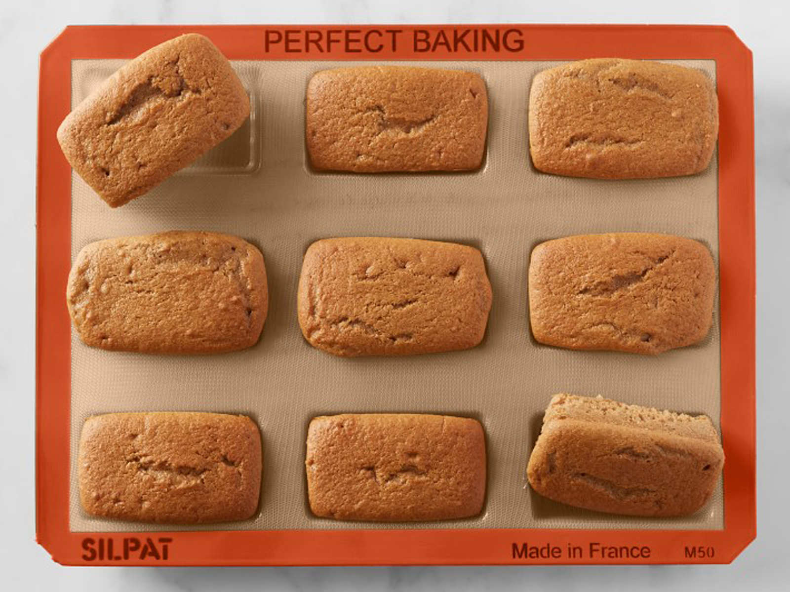 silpat mini loaf pan