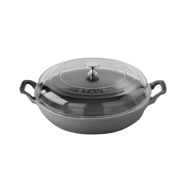 Staub Cast-Iron Everything Pan