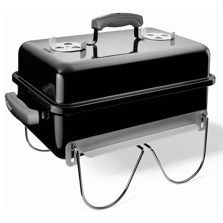 Weber 121020 Go-Anywhere Charcoal Grill,Black