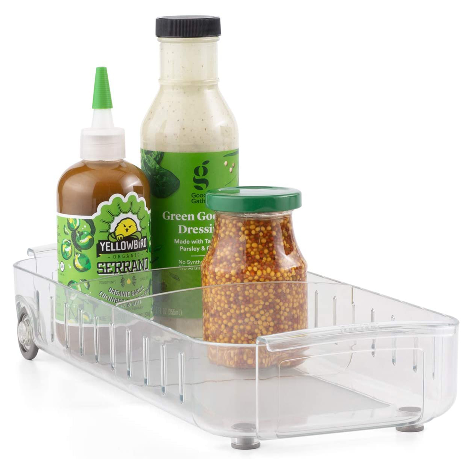 YouCopia RollOut Fridge Caddy,
