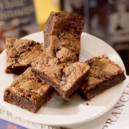 Easy Chocolate-Caramel Brownies
