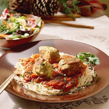 Artichoke Pasta Piccata