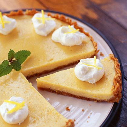 Lemon-Lime Cream Tart