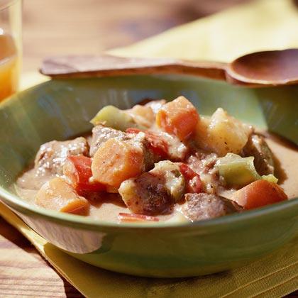 Cider-House Lamb Stew