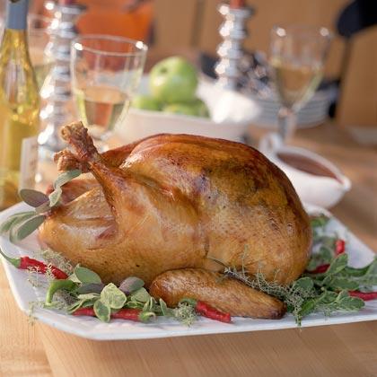 Arizona Turkey with Chipotle Sauce