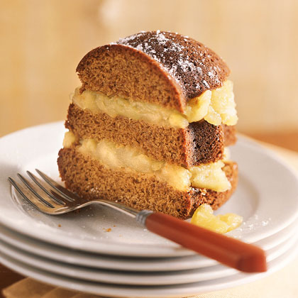 Kentucky Spiced Stack Cake