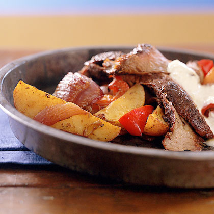 Chili-Roasted Potatoes