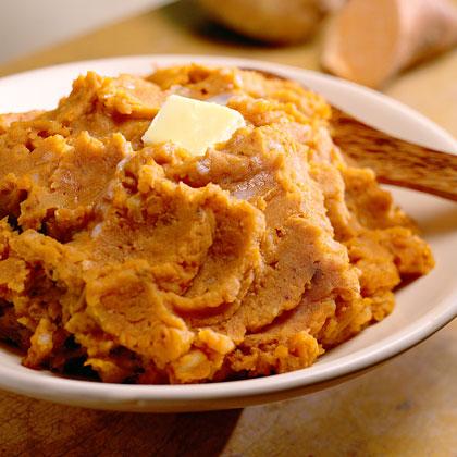 Harvest Mashed Potatoes