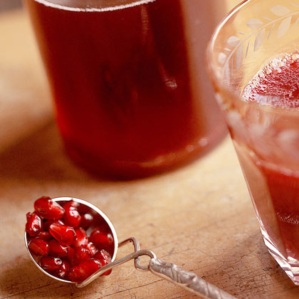 Pomegranate Syrup