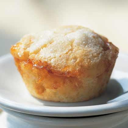 White Chocolate-Apricot Muffins