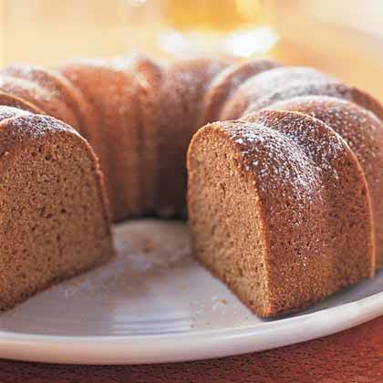 Butterscotch Bundt Cake