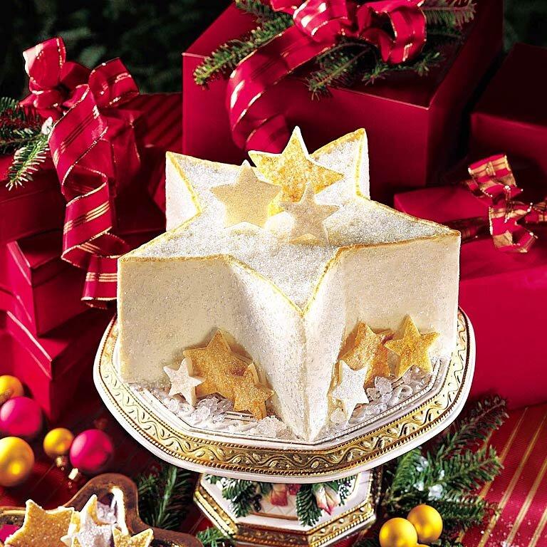 Twinkling Star Cake Recipe | MyRecipes