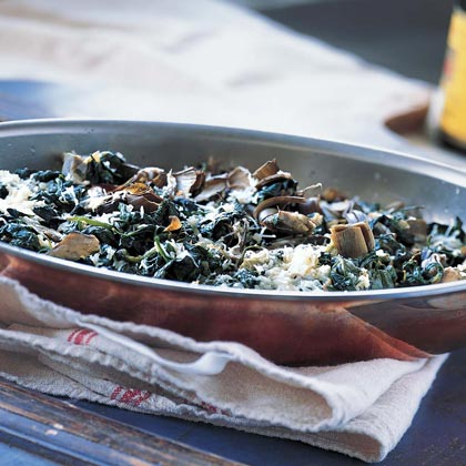 Artichoke-and-Spinach Tian