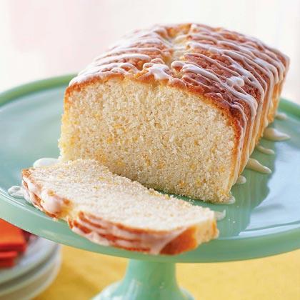 Orange Tea Cake