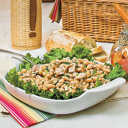 White Bean-and-Tuna Salad