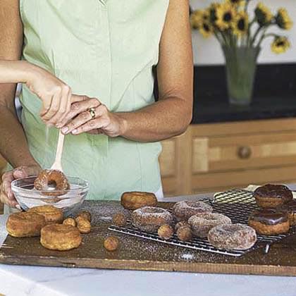 Raised Doughnuts