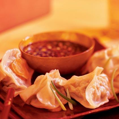 New Year's Dumpling Delight