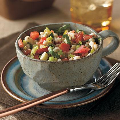 Barley  Pasta  Salad