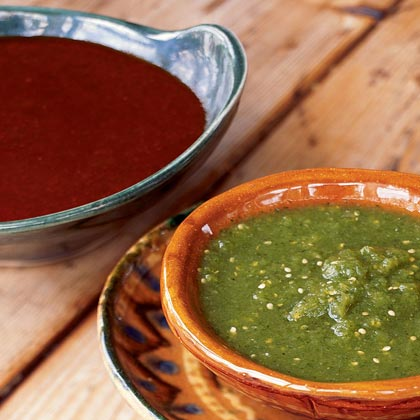 New Mexican Red Chile Sauce