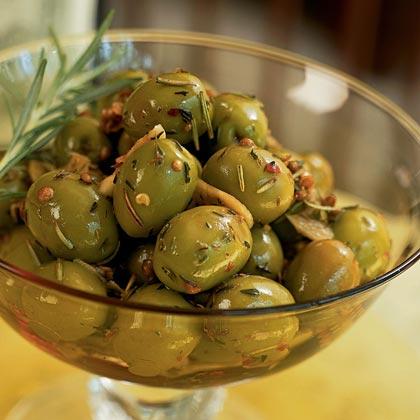 Marinated Spanish Olives