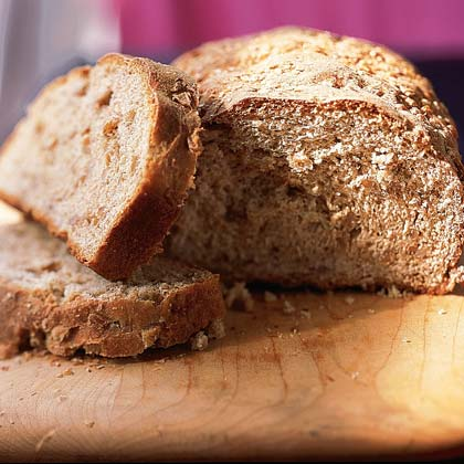 Wheat Berry Bread