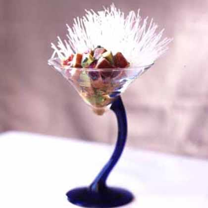 Tuna Seviche