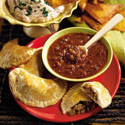 Pork Picadillo Empanadas
