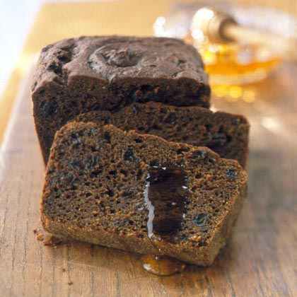 Graham Cracker Brown Bread