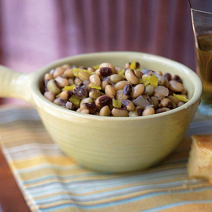 Basic Pot of Peas