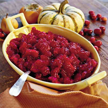 Double Cranberry-Apple Sauce