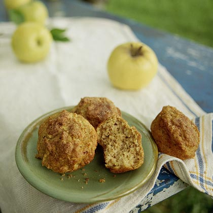 Apple 'n Spice Muffins