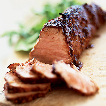 Asian Barbecued Pork